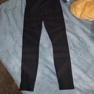 Lulu lemon mesh pants